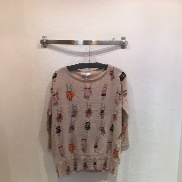 LA SOUL Sweaters - LA SOUL TUNIC SWEATER